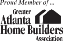 Proud member of Greater Atlanta Home Builders Association