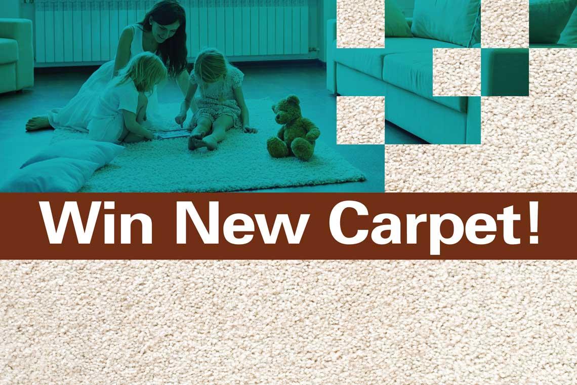 Win New Carpet