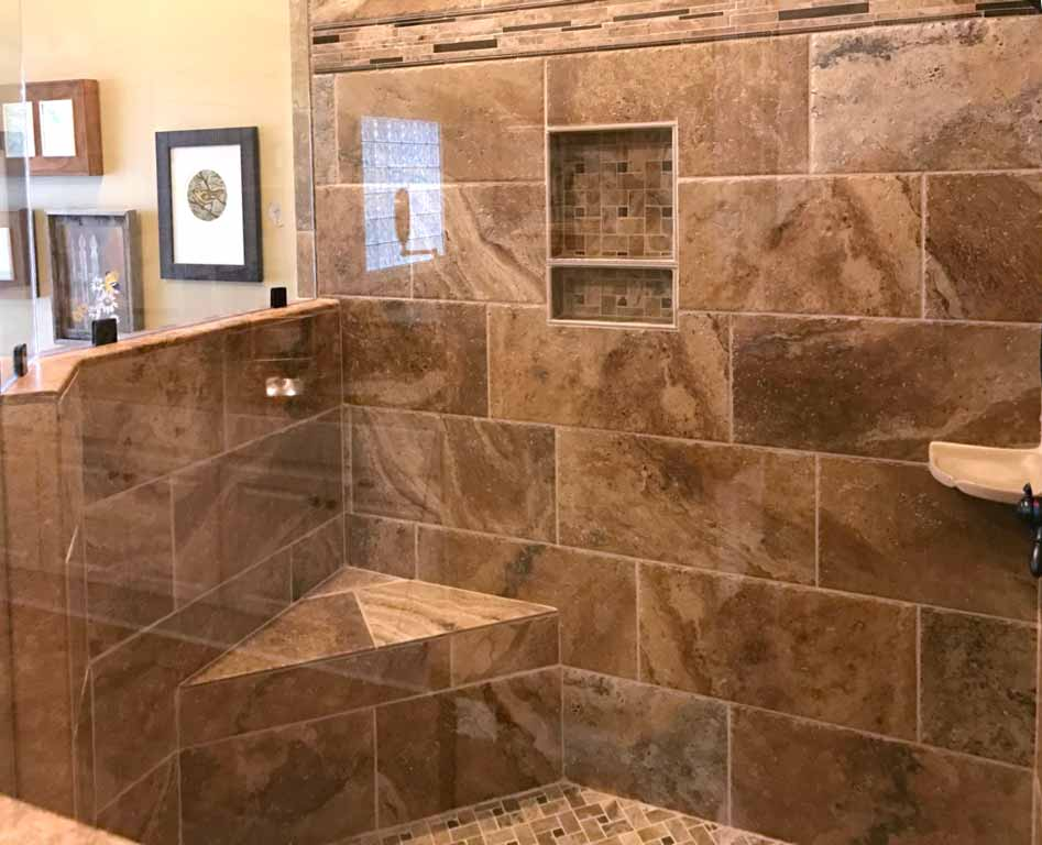 Professional Glass & Tile Shower Installation - Marietta, Atlanta ...