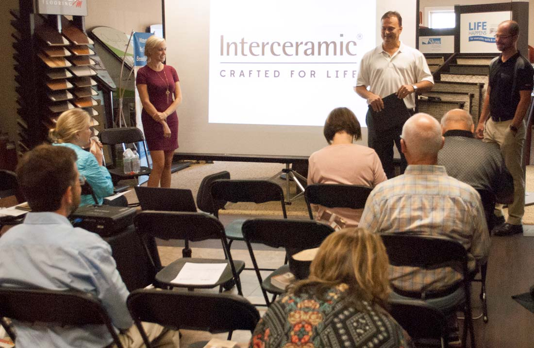 Interceramic Class with Emily Johnson and Kevin Musser